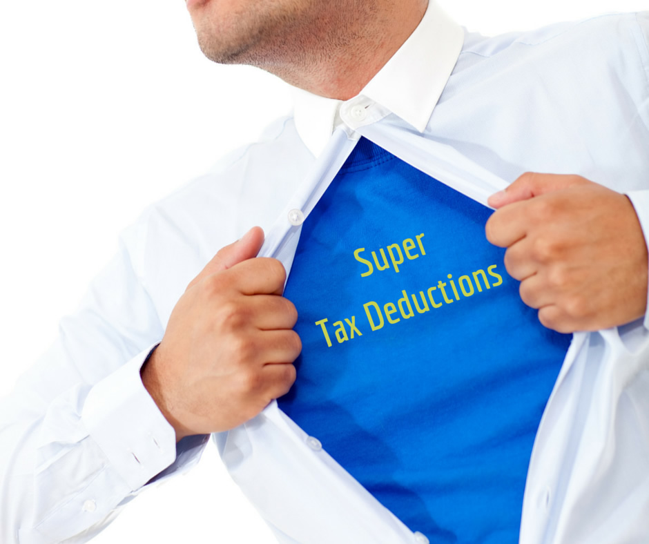 Getting A Tax Deduction For Employer Superannuation